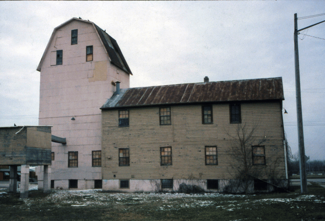 Image - Enlarged View of Old Pink Mill