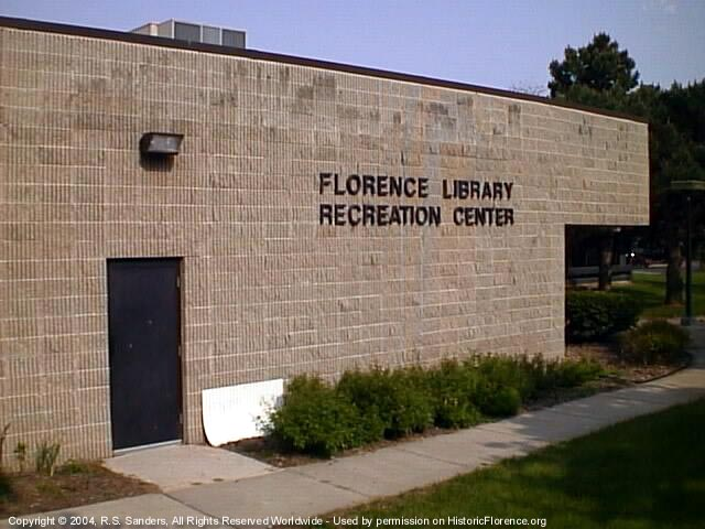 Image - Larger image of Florence Library